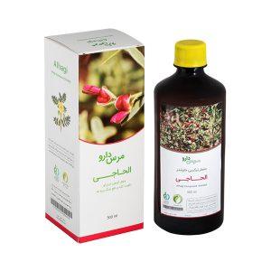 داروی گیاهی سنگ کلیه [مقطر الحاجی_500میل] - merspharma